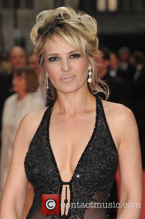 Kierston Wareing at British Academy Television Awards (BAFTA)...