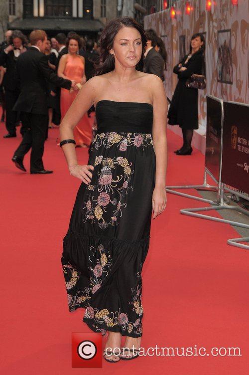 Lacey Turner at British Academy Television Awards (BAFTA)...