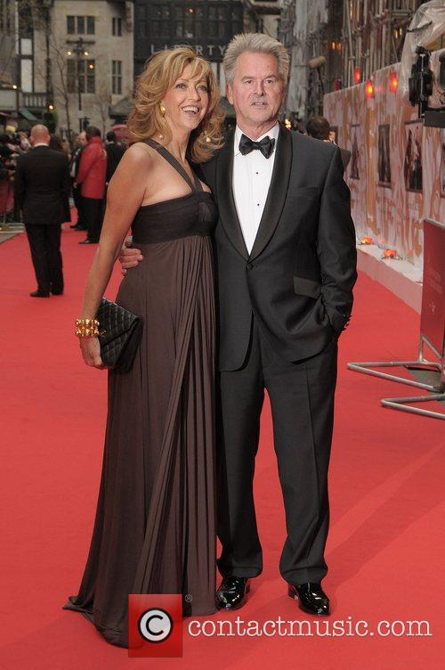 Sharon Maughan and Trevor Eve at British Academy...