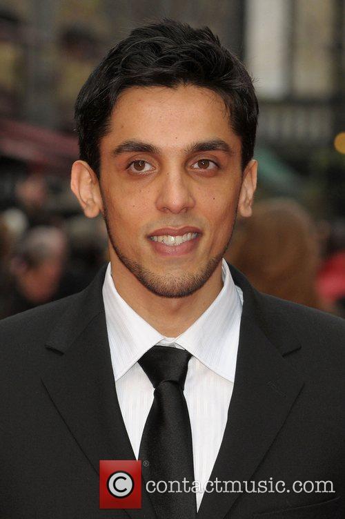 Tre Azam at British Academy Television Awards (BAFTA)...