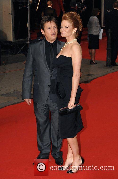 Patsy Palmer and Sid Owen British Academy Television...