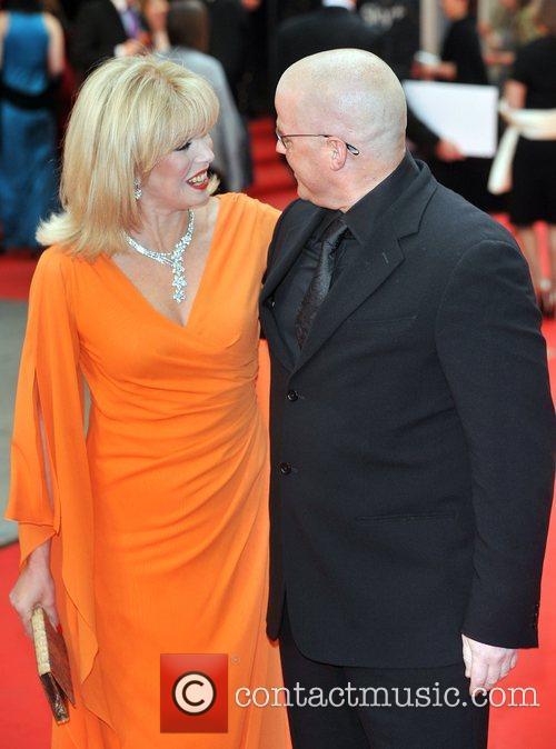 Joanna Lumley and Heston Blumenthal British Academy Television...