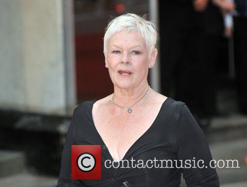Judi Dench, British Academy Television Awards, London Palladium