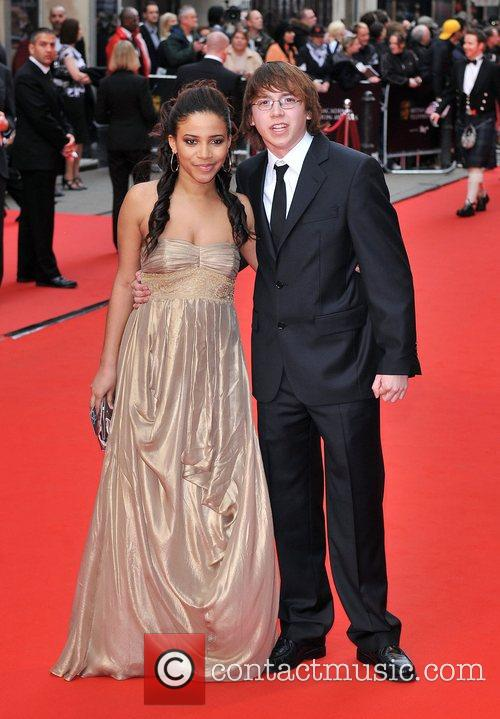 Mike Bailey and Larissa Wilson British Academy Television...