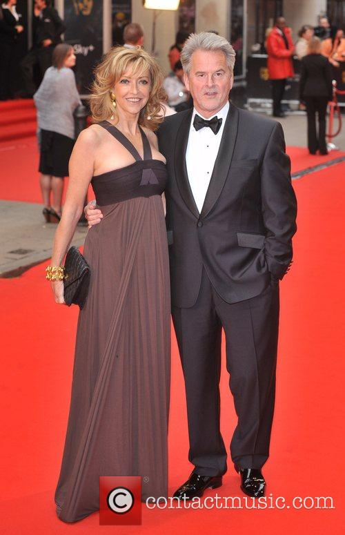 Trevor Eve and Sharon Maughan British Academy Television...
