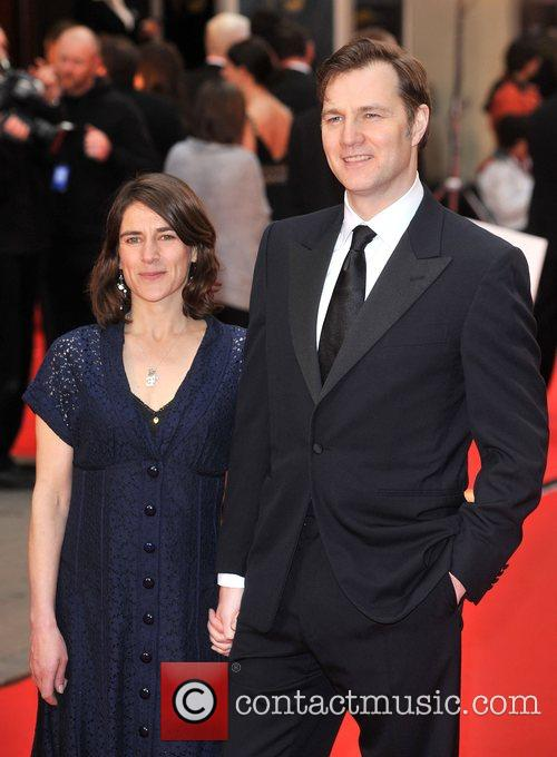 David Morrissey and Esther Freud British Academy Television...