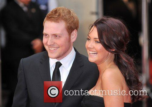 Lacey Turner and Charlie Clements British Academy Television...