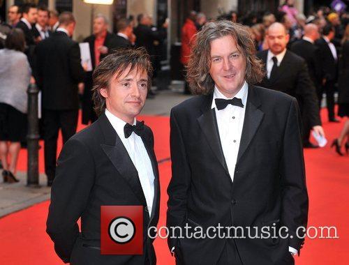 Richard Hammond and James May British Academy Television...