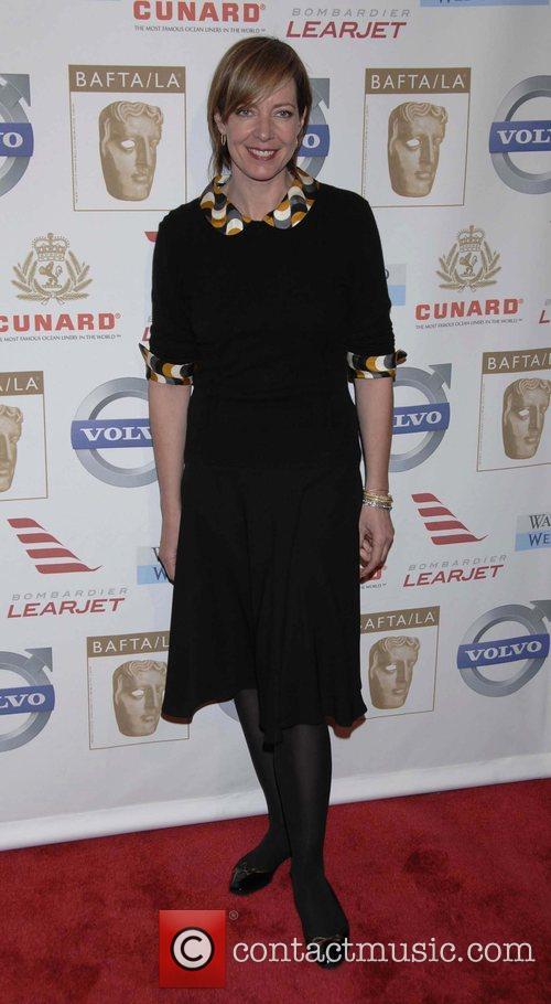 Allison Janney BAFTA/LA's 14th Annual Awards Season Tea...