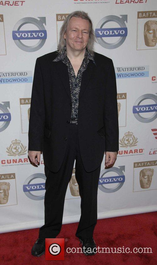 Christopher Hampton BAFTA/LA's 14th Annual Awards Season Tea...