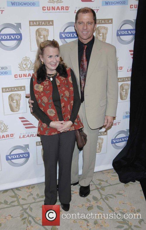 Juliette Mills and Maxwell Caulfield BAFTA/LA's 14th Annual...