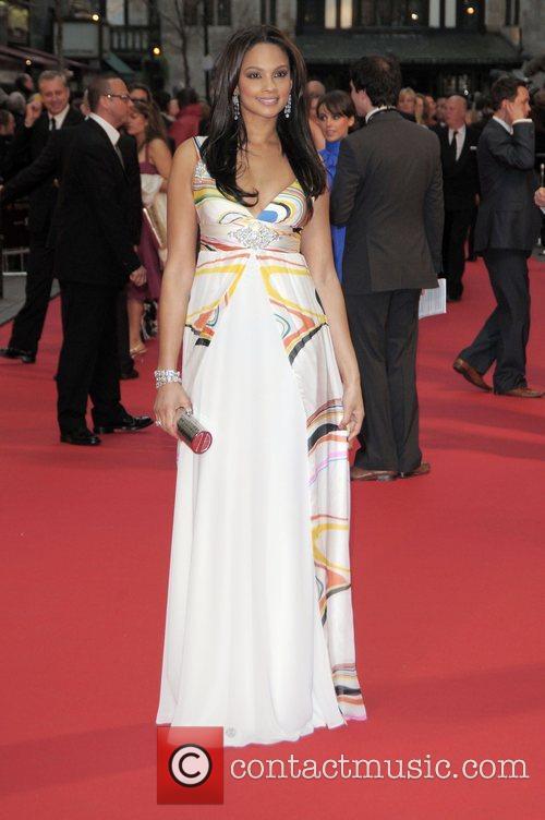 Alesha Dixon British Academy Television Awards (BAFTA) at...