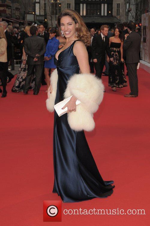 Kelly Brook at British Academy Television Awards (BAFTA)...