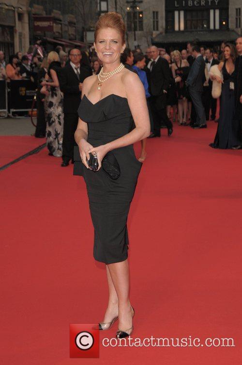 At British Academy Television Awards (BAFTA)