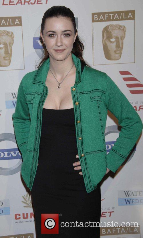 Madeline Zima BAFTA/LA's 14th Annual Awards Season Tea...