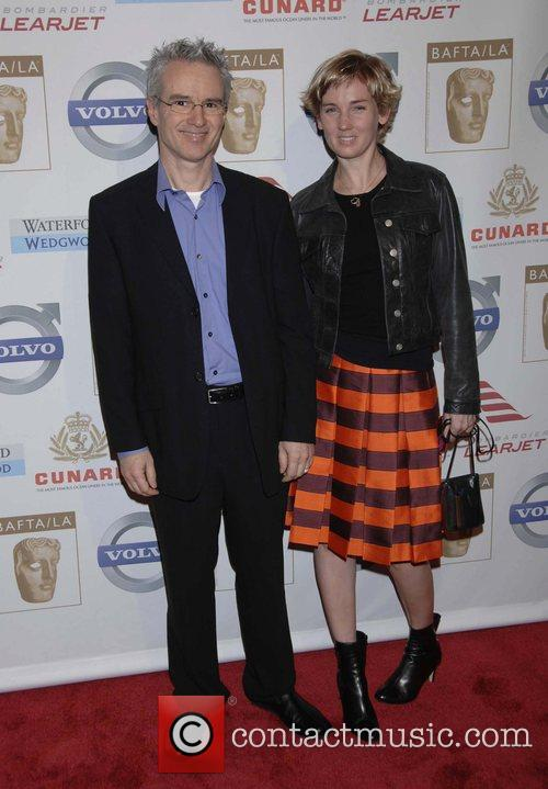 Michael Brook and Guest BAFTA/LA's 14th Annual Awards...