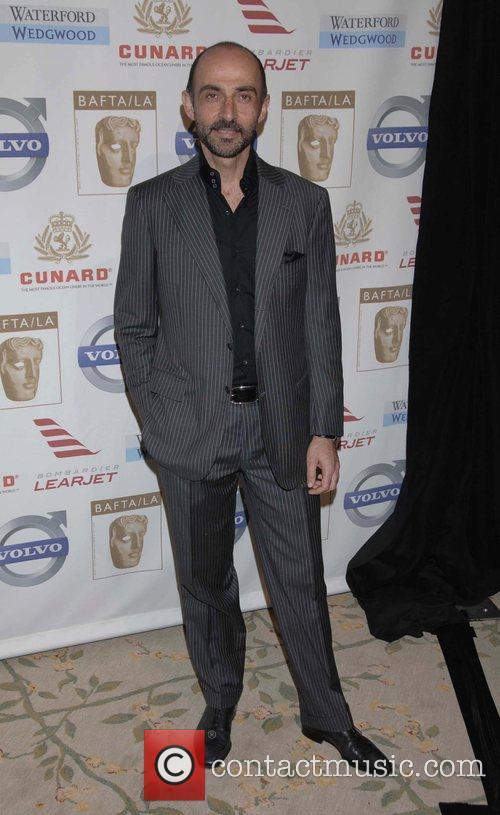 Shaun Toub BAFTA/LA's 14th Annual Awards Season Tea...