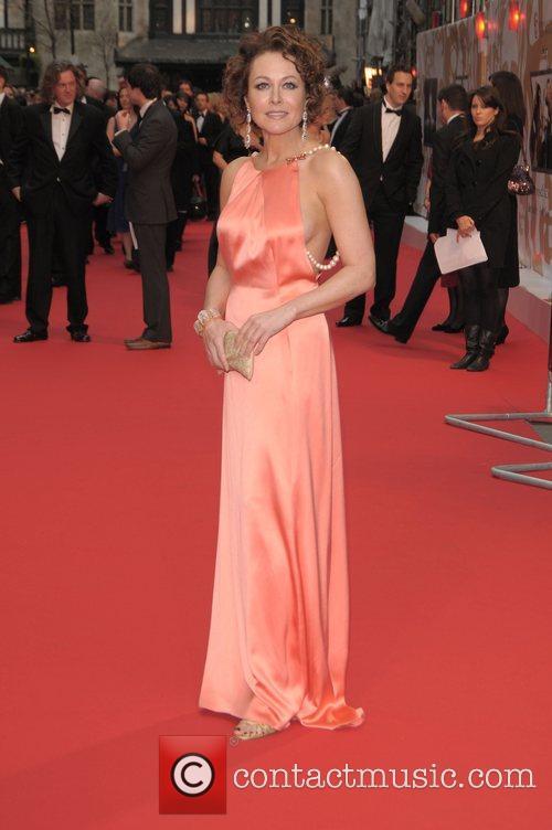 Amanda Mealing at British Academy Television Awards (BAFTA)...