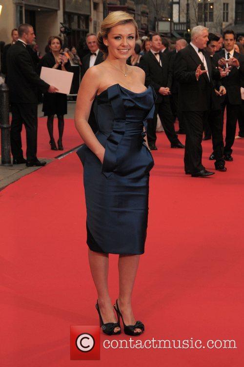 Katherine Jenkins at British Academy Television Awards (BAFTA)...