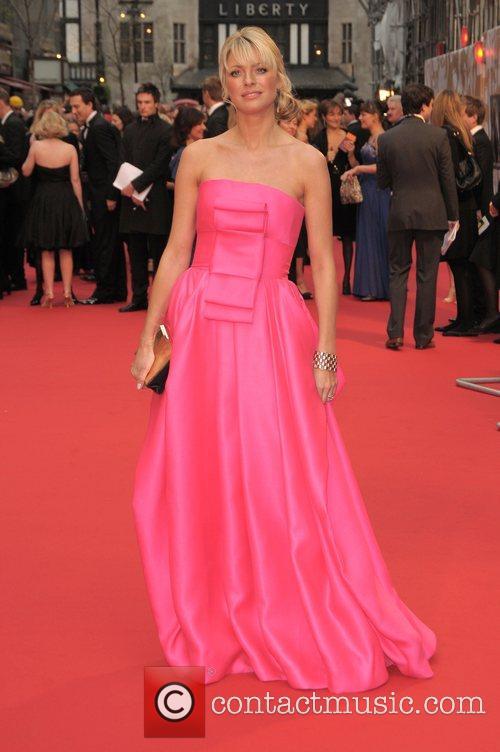 Tess Daly at British Academy Television Awards (BAFTA)...