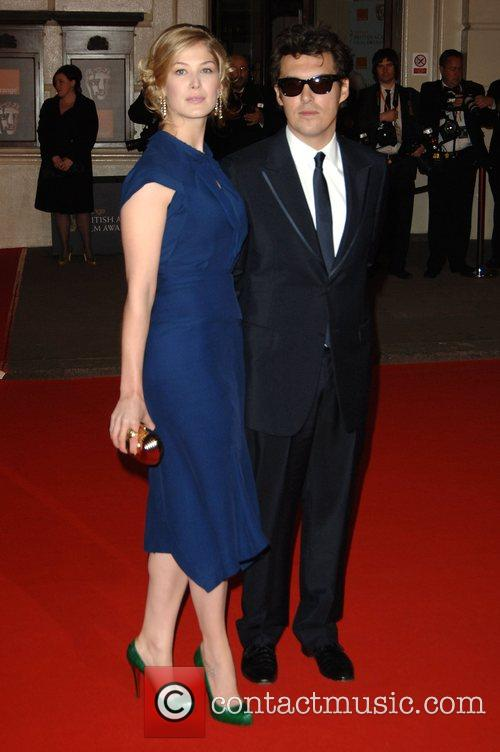 Rosamund Pike and Joe Wright 6