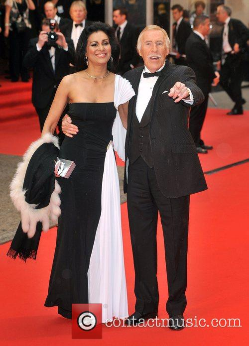 Bruce Forsyth and guest British Academy Television Awards...