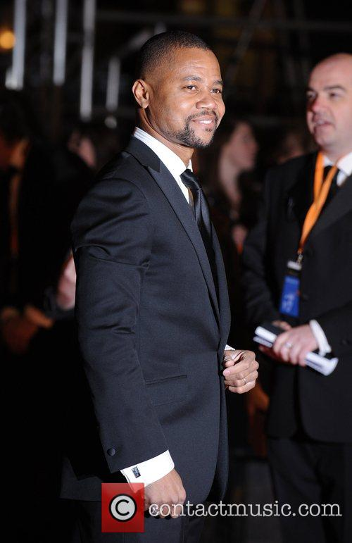 Cuba Gooding Junior, British Academy Film Awards 2008