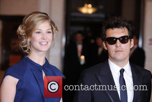 Rosamund Pike and Joe Wright 7