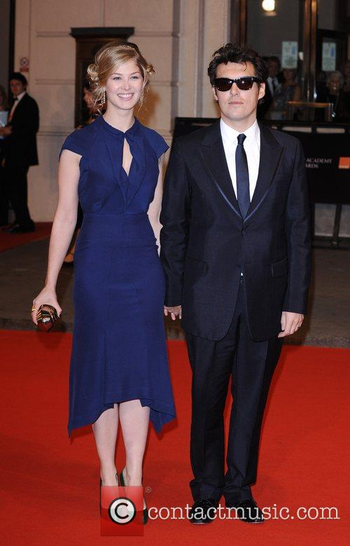 Rosamund Pike and Joe Wright 9