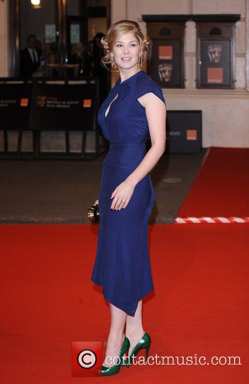 Rosamund Pike, British Academy Film Awards 2008