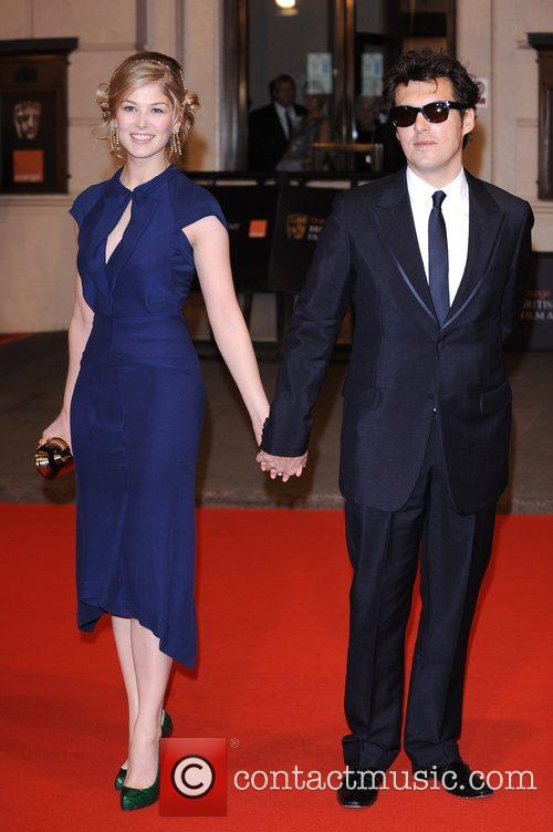 Rosamund Pike and Joe Wright 8