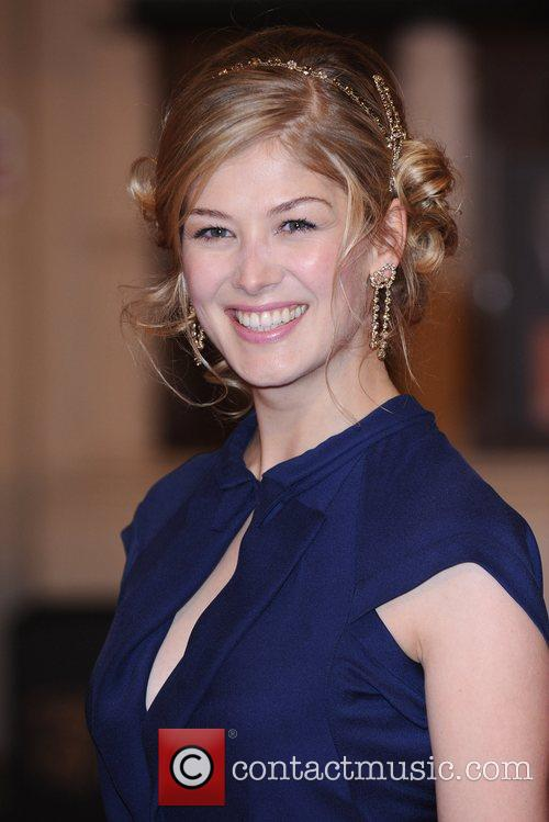 Rosamund Pike, British Academy Film Awards 2008
