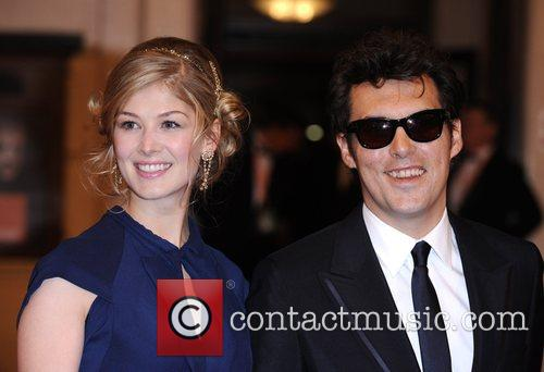 Rosamund Pike and Joe Wright 10