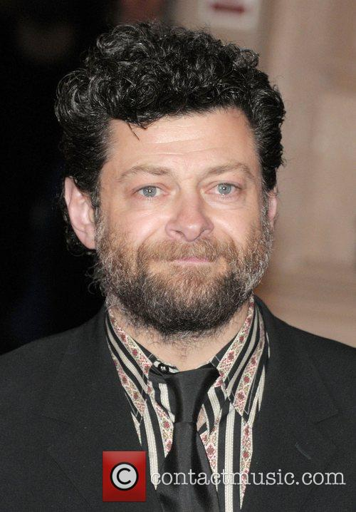 Andy Serkis The Orange British Academy Film Awards...