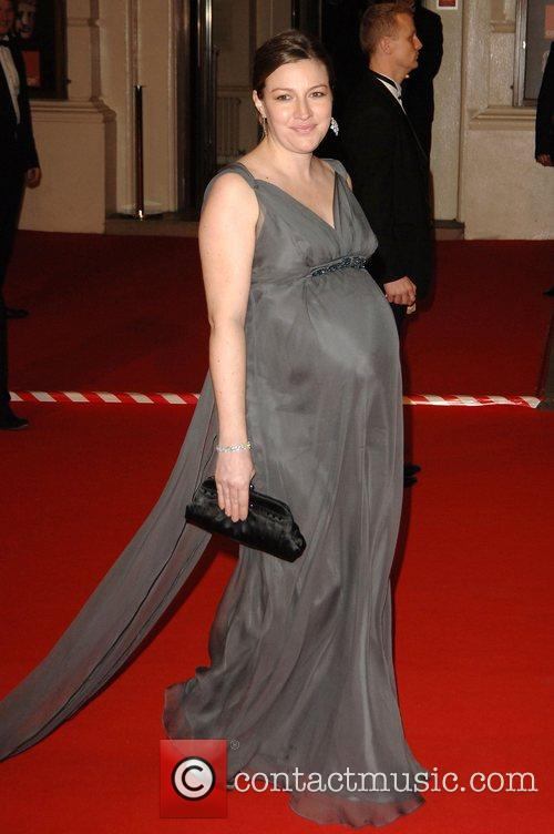 Kelly Macdonald and British Academy Film Awards 2008 3