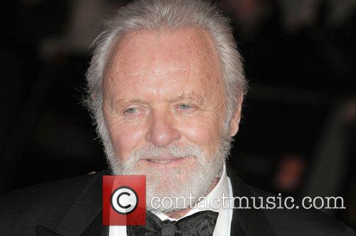 Anthony Hopkins  The Orange British Academy Film Awards held...