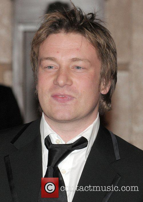 Jamie Oliver and British Academy Film Awards 2008 5