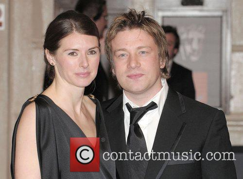 Jamie Oliver, Jooles Oliver and British Academy Film Awards 2008 4