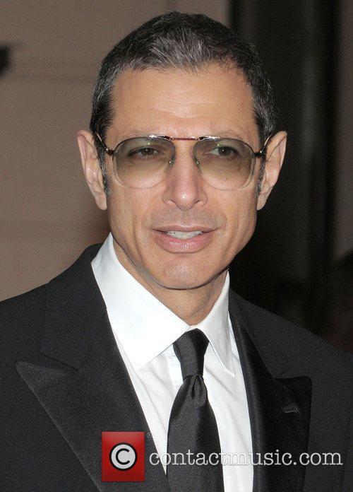 Jeff Goldblum and British Academy Film Awards 2008 2