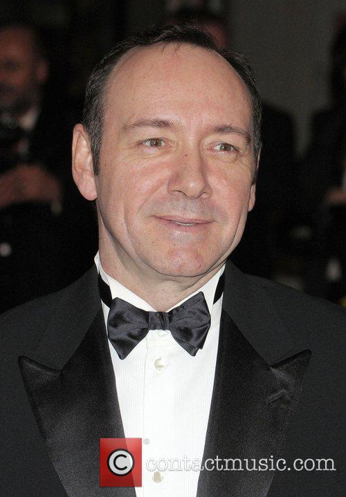 Kevin Spacey and British Academy Film Awards 2008 8