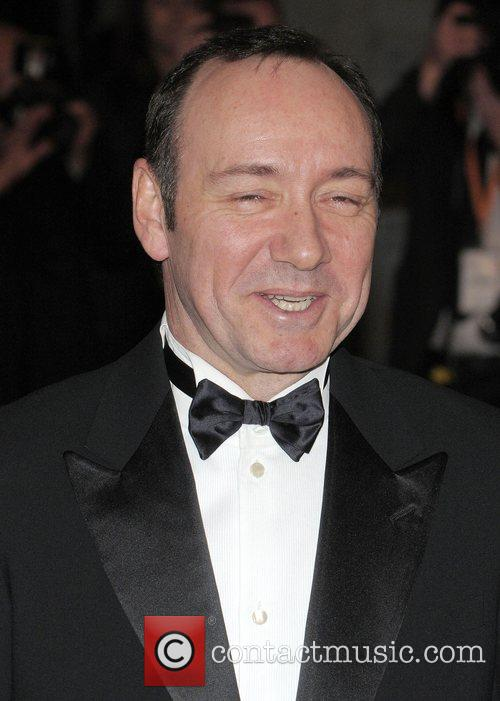 Kevin Spacey and British Academy Film Awards 2008 7