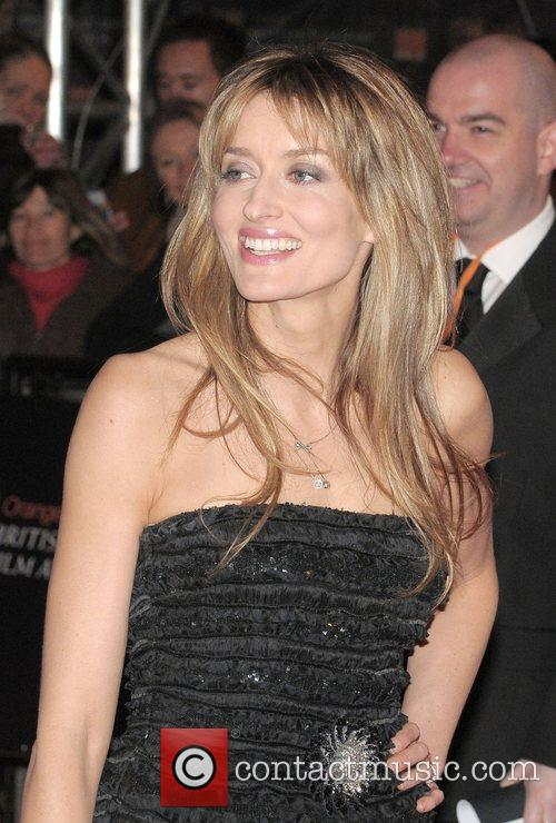 Natasha Mcelhone and British Academy Film Awards 2008 8