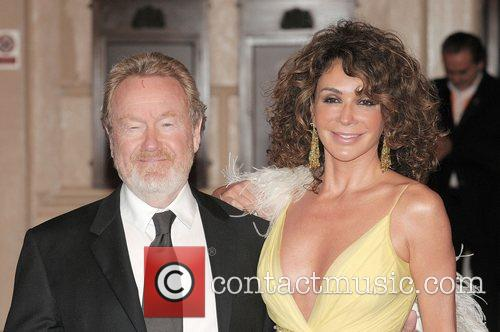 Ridley Scott and British Academy Film Awards 2008 8