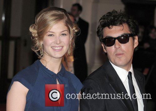 Rosamund Pike, Joe Wright and British Academy Film Awards 2008 1