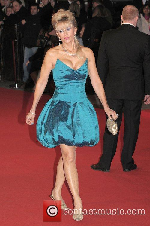 Sally Farmiloe and British Academy Film Awards 2008 4