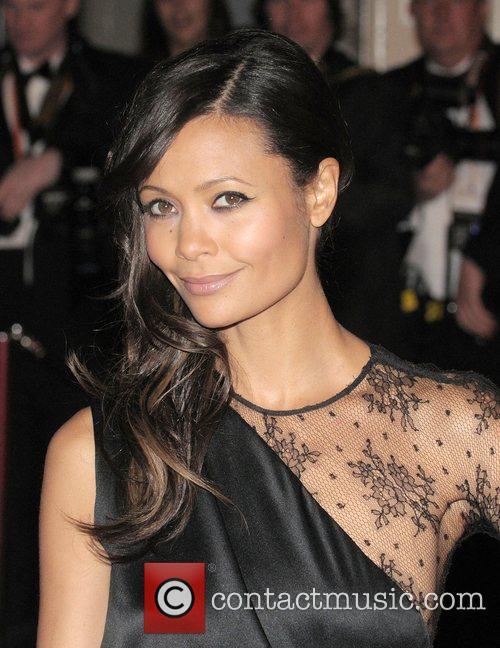 Thandie Newton and British Academy Film Awards 2008 10
