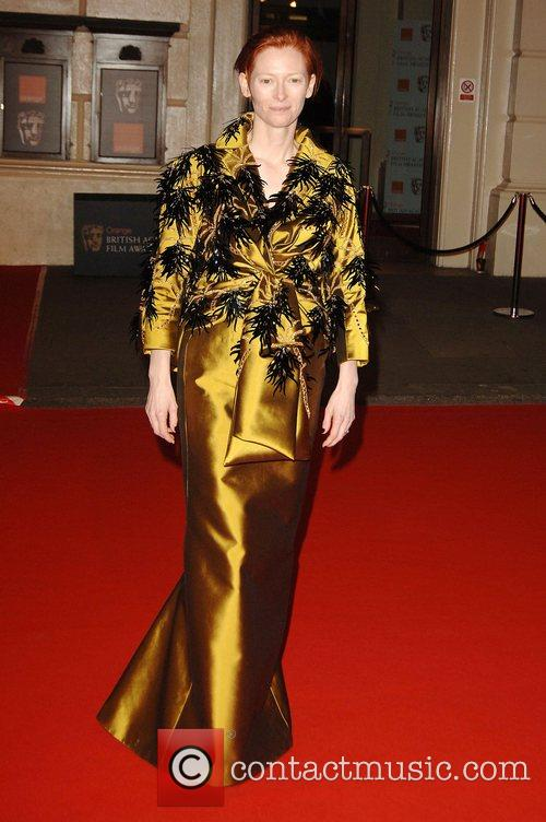 Tilda Swinton and British Academy Film Awards 2008 6