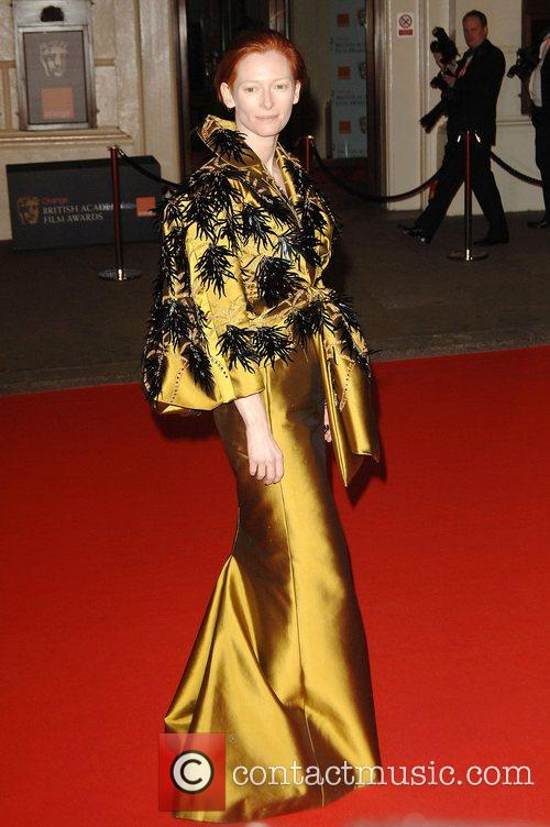 Tilda Swinton and British Academy Film Awards 2008 5