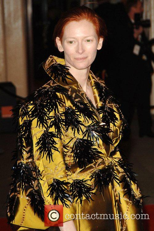 Tilda Swinton and British Academy Film Awards 2008 4