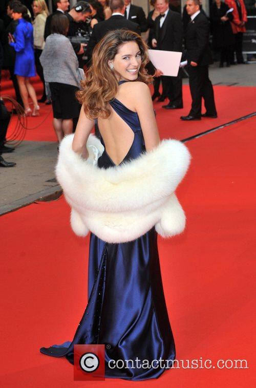 Kelly Brook British Academy Television Awards (BAFTA) at...